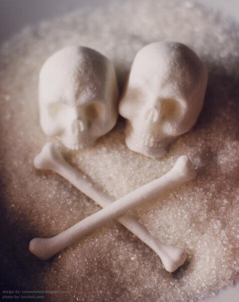 Sugar delicious poison